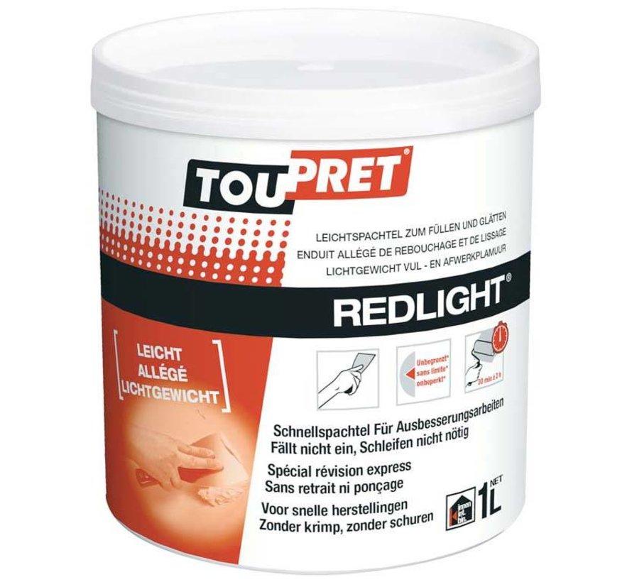 Redlight Lichtgewicht