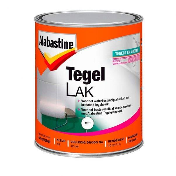 Alabastine Tegellak 1 Component