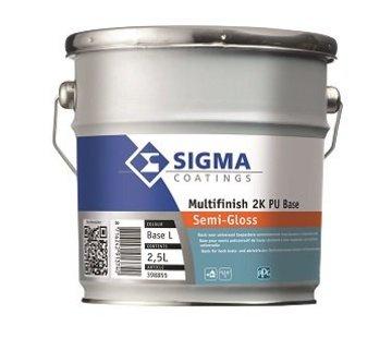 Sigma Multifinish 2K PU Semigloss