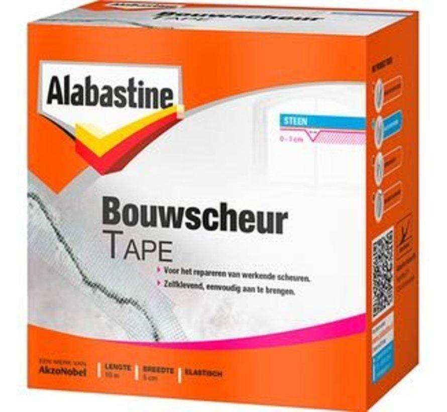 Bouwscheurentape