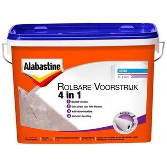 Alabastine Rolbare Voorstrijk 4in1