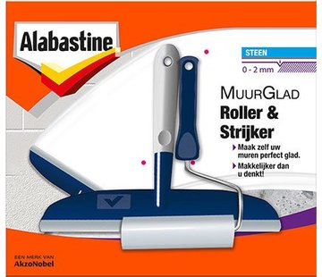 Alabastine Roller & Strijker