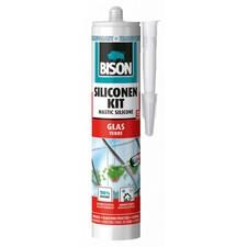 Bison Siliconenkit Glas