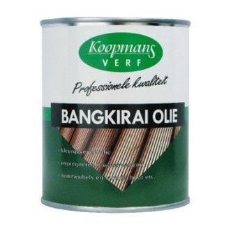 Koopmans Perkoleum Bankirai Olie