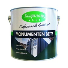 Koopmans Perkoleum Monumentenbeits