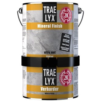Trae-Lyx Mineral Finish 2K