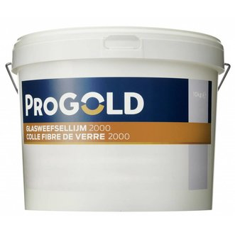 Progold Glasweefsellijm Transparant 2000