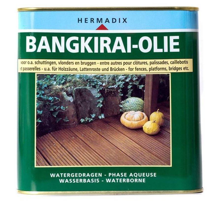 Bangkirai Olie