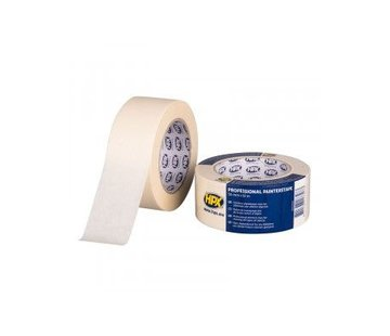 HPX Masking Tape 60°C Cremewit 50mm x 50mtr