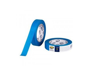 HPX Masking Tape Uv Blauw 25mm x 50mtr