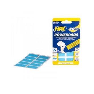 HPX Dubbelzijdige Bevestigingspads (10St) 20mm x 40mtr