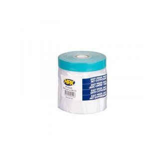 HPX Easy Mask Film Cloth Tape 550mm x 20mtr