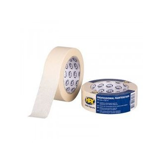 HPX Masking Tape 60°C Cremewit 19mm x 50mtr