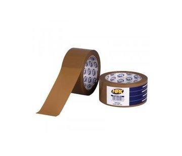 HPX Verpakkingstape Bruin 50mm x 66mtr