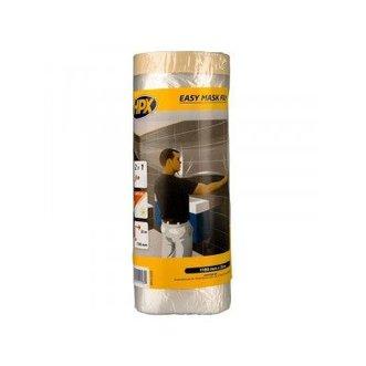 HPX Easy Mask Film Masking Tape Gold 1100mm x 33mtr