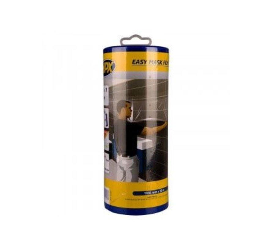 Easy Mask Film Crepepapier + Dispenser 1100mm x 33mtr