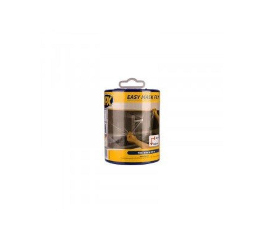 Easy Mask Film Crepepapier + Dispenser 550mm x 33mtr