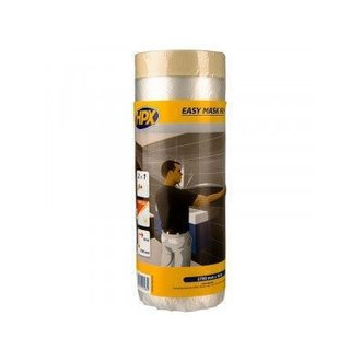 HPX Easy Mask Film Masking Tape Gold 2700mm x 20mtr