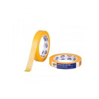HPX Masking Tape 4400 Oranje 19mm x 50mtr