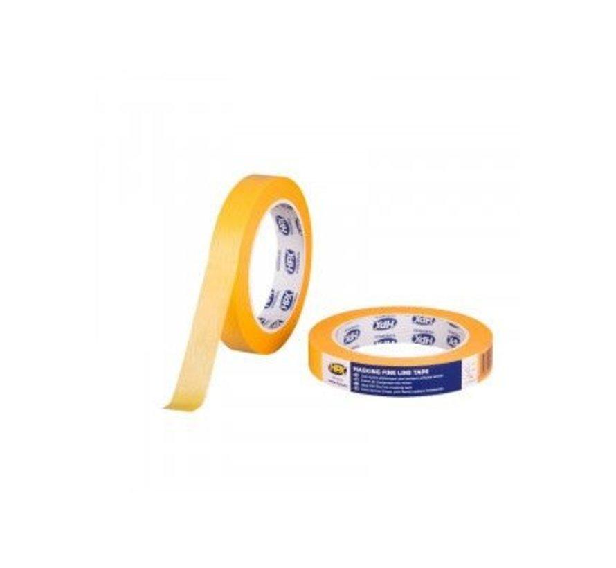 Masking Tape 4400 Oranje 19mm x 50mtr