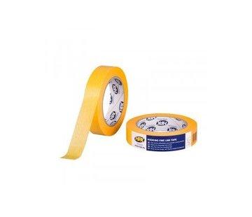 HPX Masking Tape 4400 Oranje 25mm x 25mtr