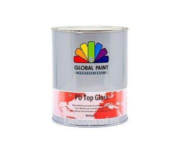 Global Paint Aquatura PU Top Gloss