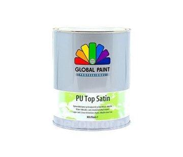 Global Paint Aquatura PU Top Satin