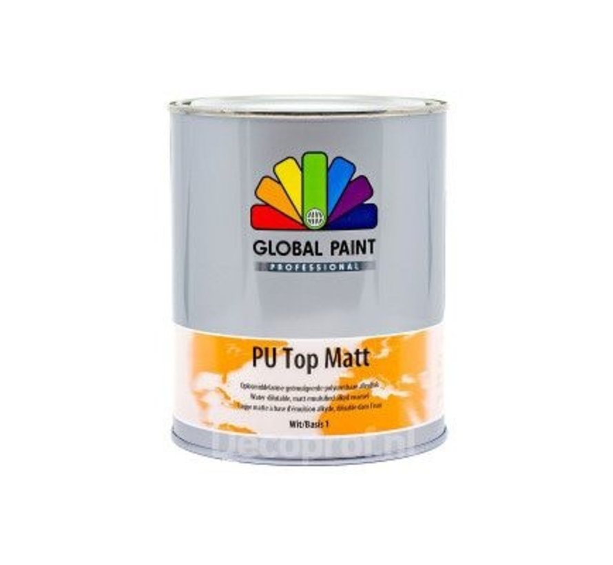 Aquatura PU Top Matt