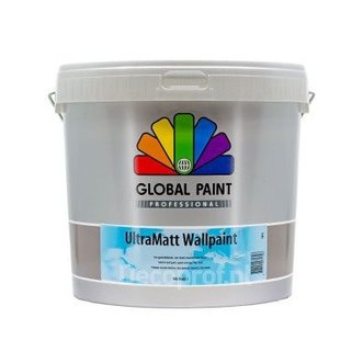 Global Paint UltraMatt Wallpaint
