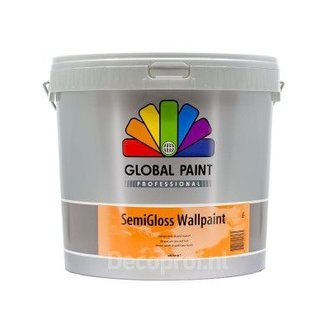 Global Paint SemiGloss Wallpaint