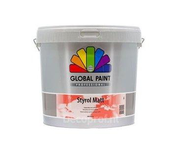Global Paint Styrol Matt