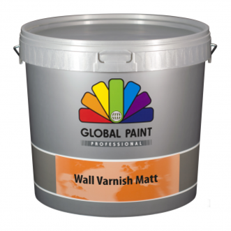 Global Paint Wall Varnish Matt