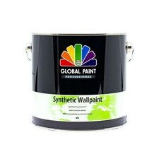 Global Paint Synthetic Wallpaint