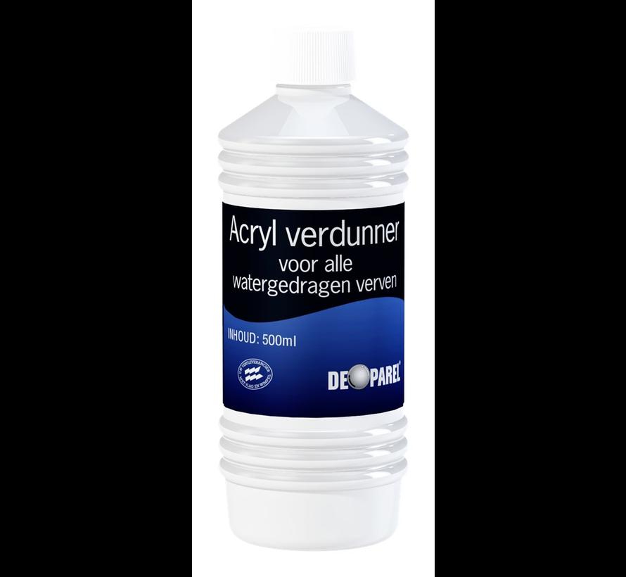 Acrylverf Speciaal Verdunner