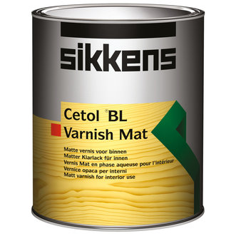 Sikkens Cetol BL Varnish Mat