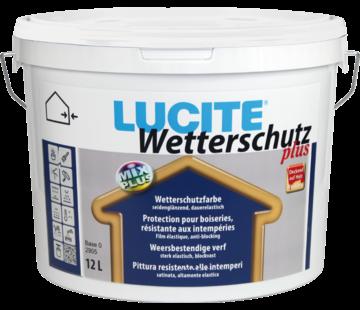 Lucite Wetterschutz