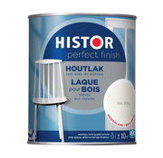 Histor Perfect Finish Houtlak Hoogglans RAL9001