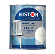 Histor Perfect Finish Houtlak Zijdeglans RAL9003