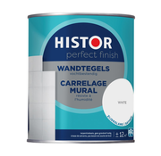 Histor Perfect Finish Wandtegels Zijdeglans Wit