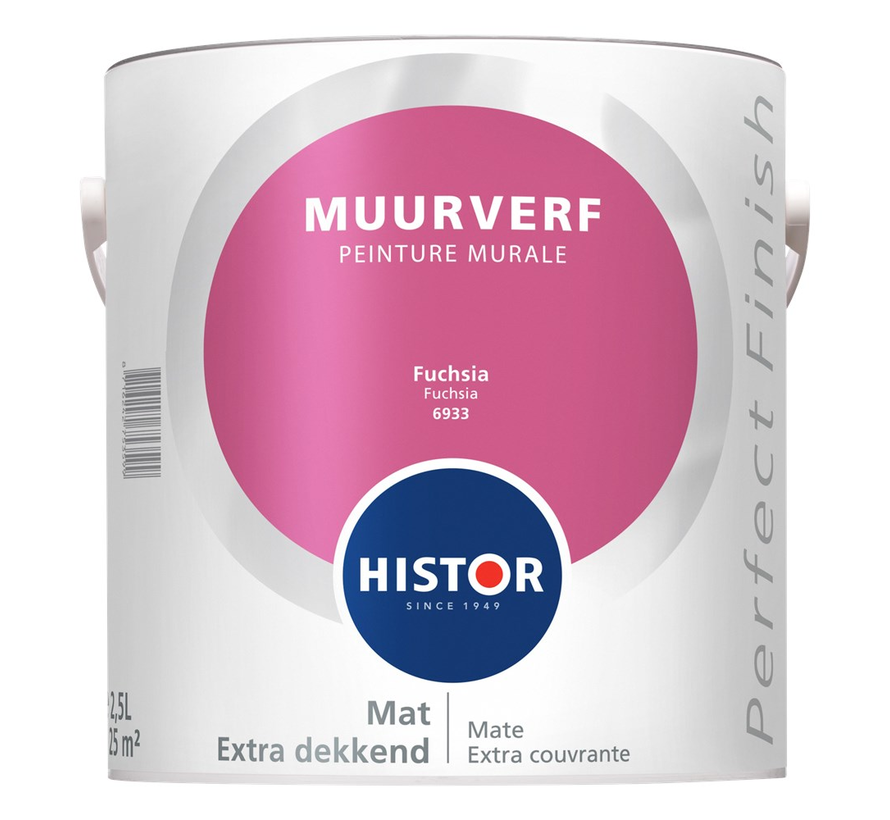 Perfect Finish Muurverf Mat 6933