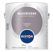 Histor Perfect Finish Muurverf Mat 6458