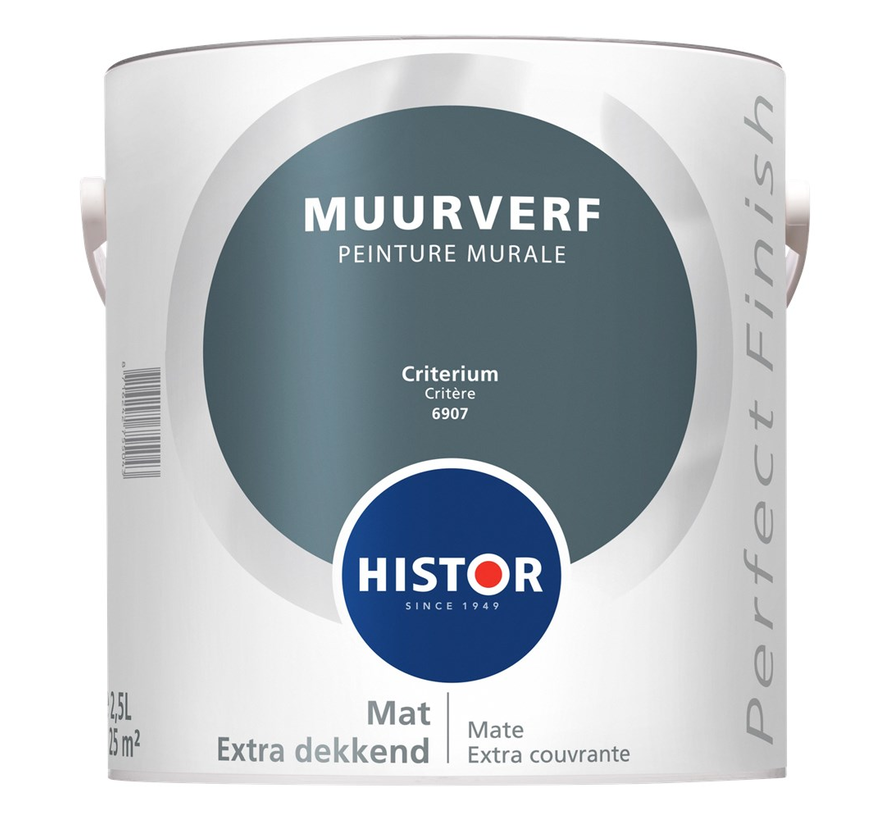 Perfect Finish Muurverf Mat 6907