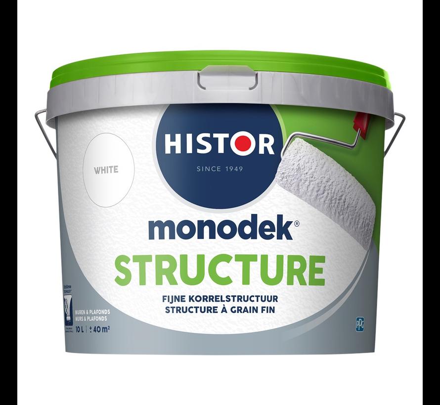 Monodek Structuur Muurverf