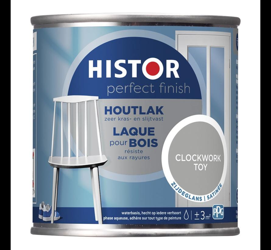 Perfect Finish Houtlak Zijdeglans Clockwork Toy