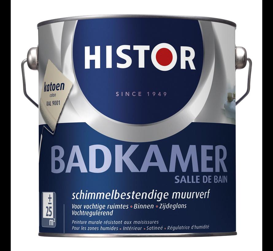Muurverf Badkamer 9001