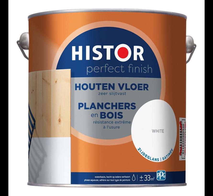 Perfect Finish Houten Vloer Zijdeglans