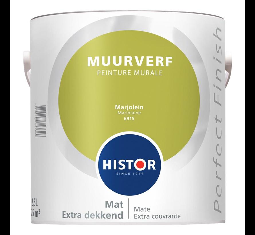 Perfect Finish Muurverf Mat 6915