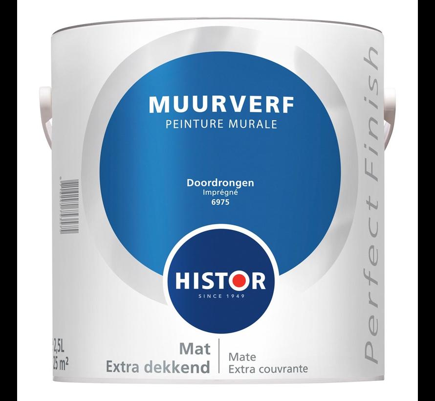 Perfect Finish Muurverf Mat 6975