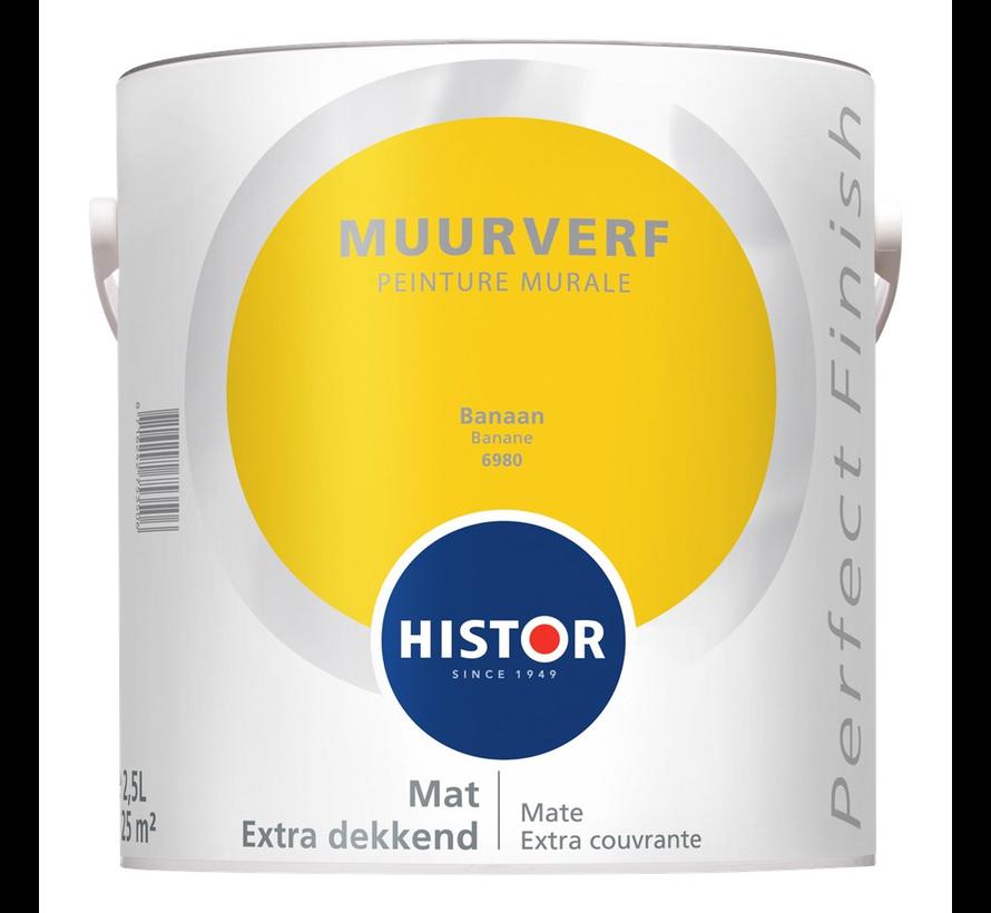 Perfect Finish Muurverf Mat 6980