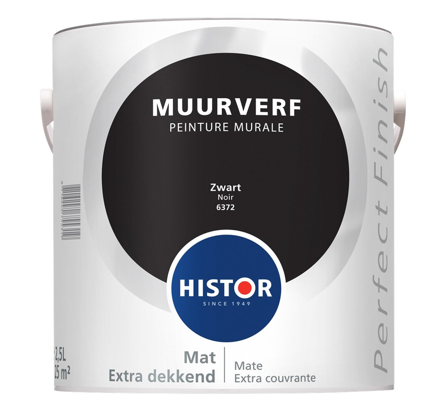 Perfect Finish Muurverf Mat 6372